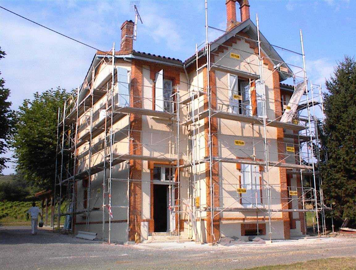 Travaux de rénovation de l'habitat Blagnac